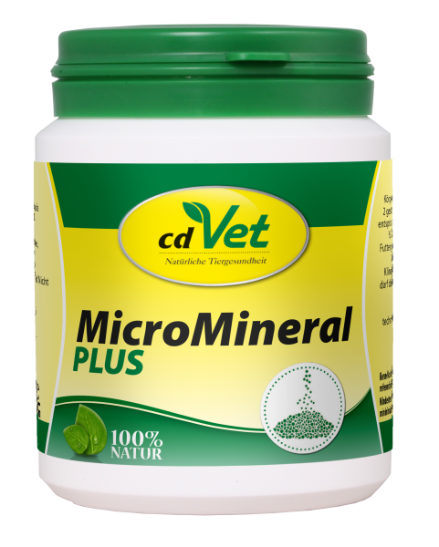 MicroMineral plus Hund & Katze
