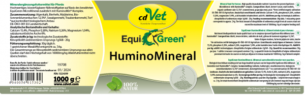 EquiGreen HuminoMineral
