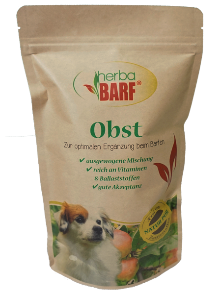 herbaBARF Obst 350 g