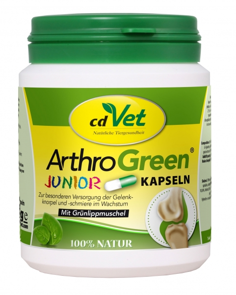 ArthroGreen Junior 100 Kapseln