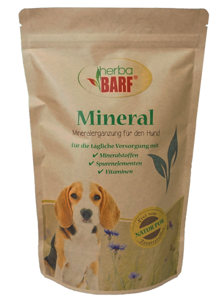 herbaBARF Mineral 750 g