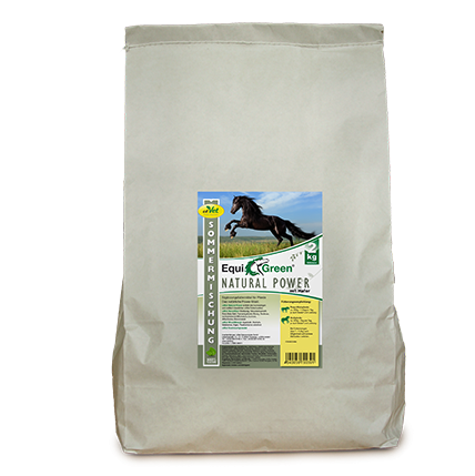 EquiGreen Natural Power with Oats Summer
