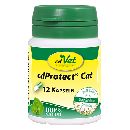 cdProtect Cat Capsules