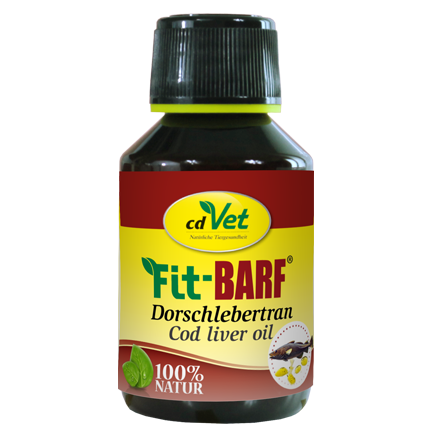 Fit-BARF Cod Liver Oil